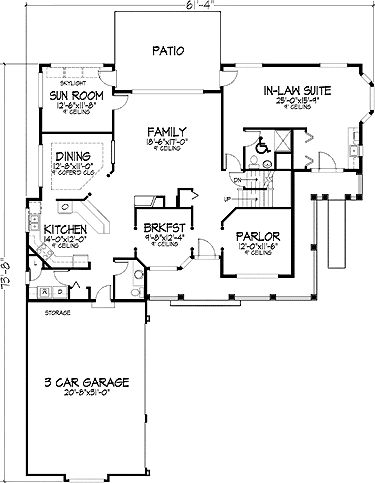 17 best images about in law suite on pinterest 2nd floor for In law suite plans