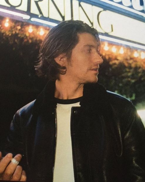I dreamt about you nearly every night this week! Alex Turner