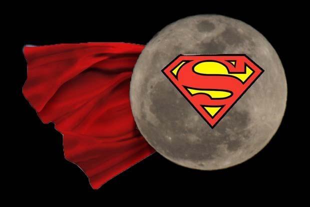 La luna llena en el perigeo nos brindará otra #superluna2014 el 9 de septiembre, la última de este año pic.twitter.com/SY9OhO9whb