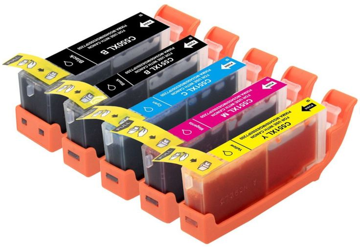 Canon MG5650 Pixma Multipack - Compatible Ink Cartridges