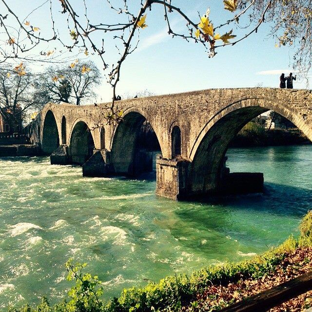 Bridge of Arta, Epirus