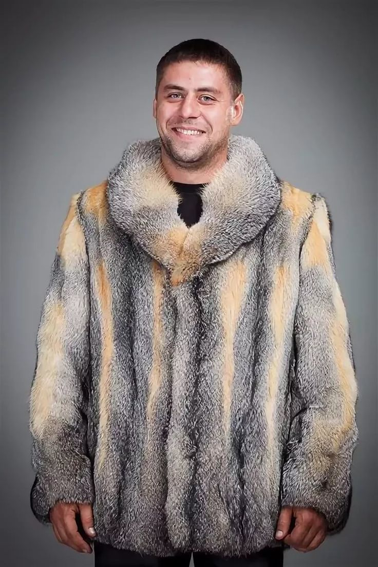 фото пальто из волка блогеры