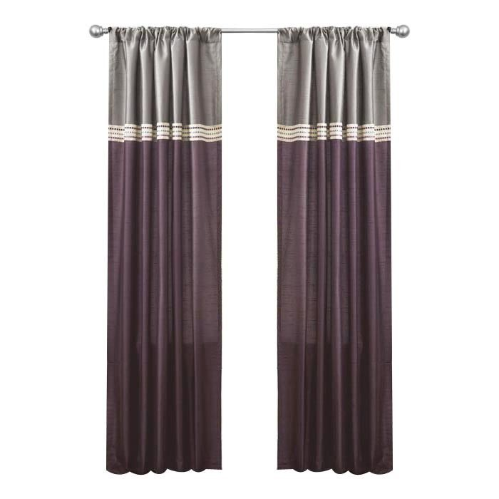 purple and white curtains 37 best images about 窗帘 on window treatments 4450