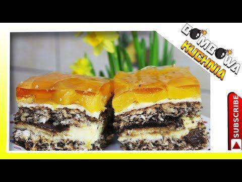 Ciasto Kora Dębu Bombowa Kuchnia Youtube Ciasta W