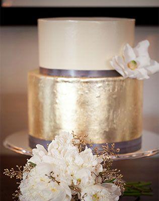 60 блестящих свадебных тортов