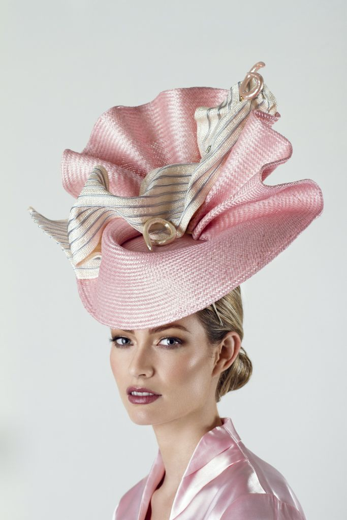 Marcheline, Spring 2014 | Julie Anne Lucas Millinery | North Perth, Australia