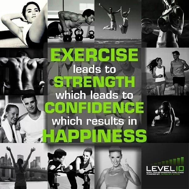 80% Nutrition and 29% EXERCISE. DEVELOP THE HABIT.