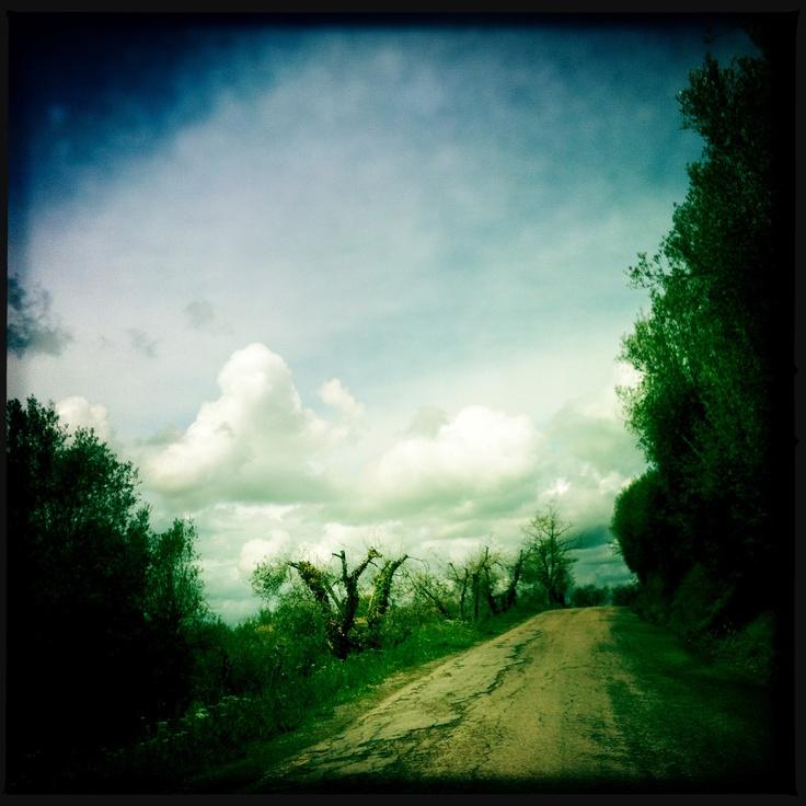 ...nuvole..