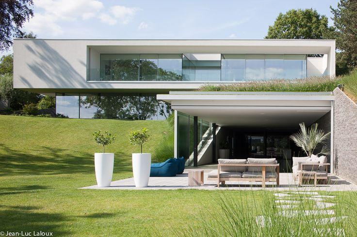 Atelier d'Architecture Bruno Erpicum & Partenaire | Jode | Photography by Jean-Luc Laloux