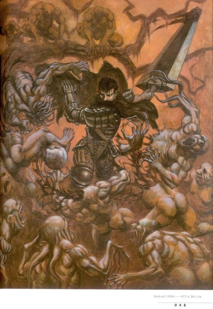 Pin by Violetta Gioia on All things Berserk related