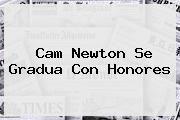 http://tecnoautos.com/wp-content/uploads/imagenes/tendencias/thumbs/cam-newton-se-gradua-con-honores.jpg Cam Newton. Cam Newton se gradua con honores, Enlaces, Imágenes, Videos y Tweets - http://tecnoautos.com/actualidad/cam-newton-cam-newton-se-gradua-con-honores/