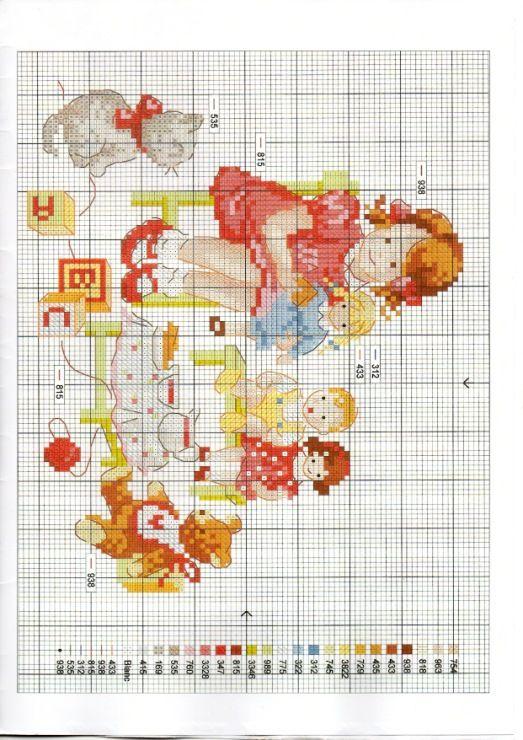 Gallery.ru / Фото #2 - Livret Histoires de Filles-N°8/French - Ulka1104