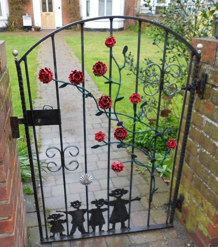 Gardening Gate