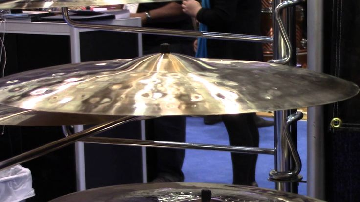 Zion brought a variety of recently released cymbals to the NAMM show this year, with orders already rolling in for their Fury line of crashes, the latest and greatest cymbals that offer a dry, trashy, and explosive sound.
