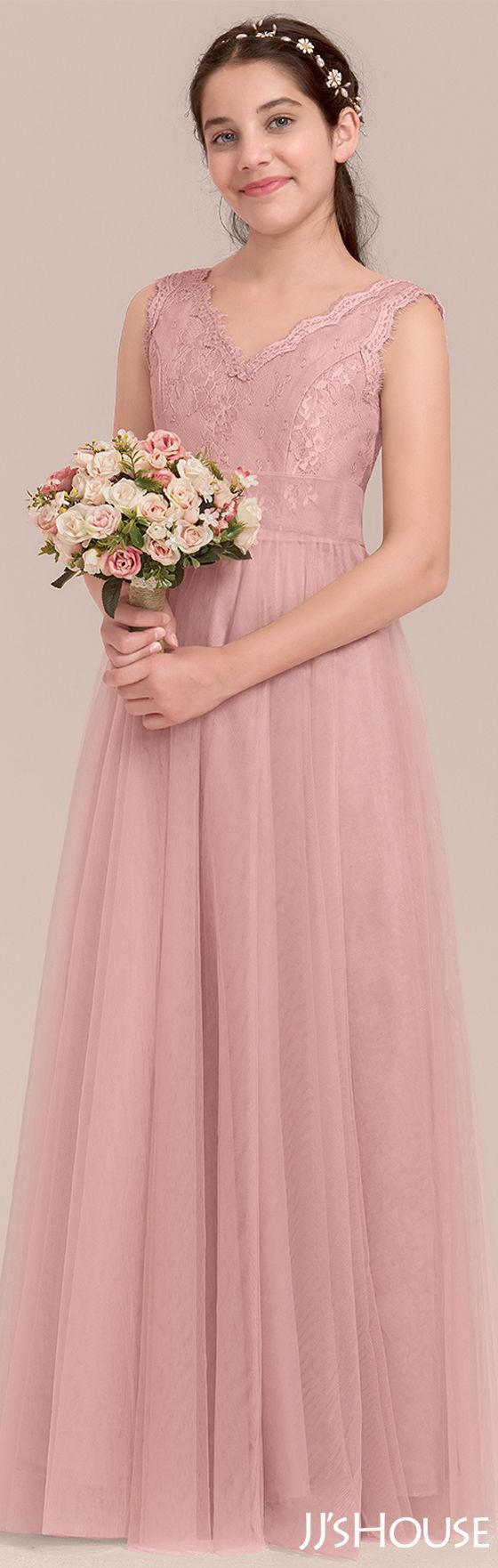 The 237 best JJ\'s House Junior Bridesmaid Dresses images on Pinterest
