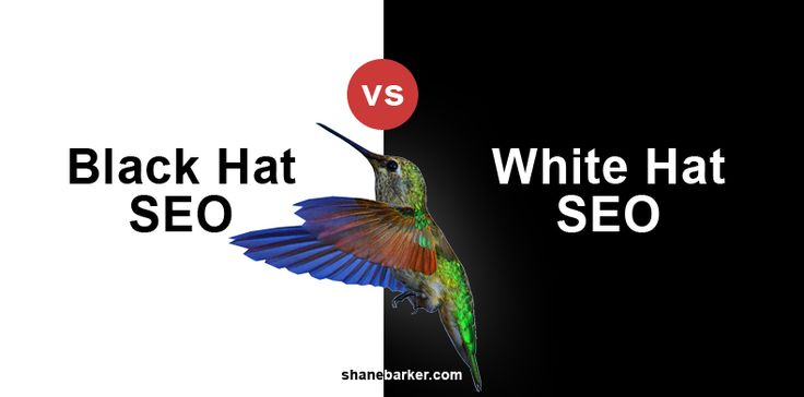 With the update of Hummingbird, what is considered Black Hat and White Hat SEO?