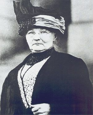 "February 13, 1913:  After West Virginia Governor Glasscock declares martial law to put down the coal miners' strike in in Kanawha county, 83-year old activist and organizer Mary Harris ""Mother"" Jones is arrested.  She was tried and convicted by a military court and sentenced to twenty years in prison.  ""Whatever I have done in West Virginia,"" she said, ""I have done it all over the United States.  And when I get out, I will do it again.""  She was released and pardoned after serving 85 days."