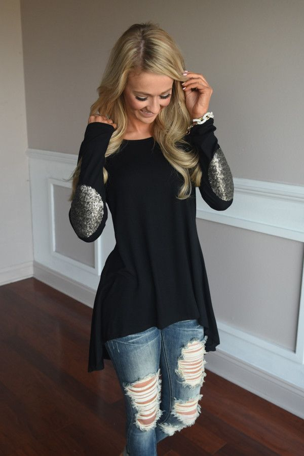 Anywhere With You ~ Black – The Pulse Boutique