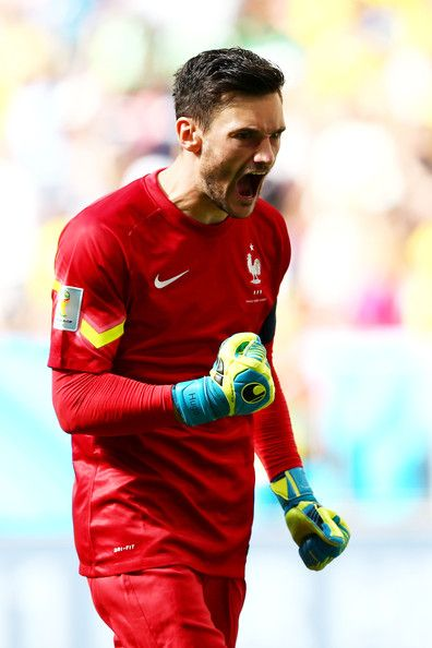 Paul Pogba's goal is recognised as a breakthrough by French goalkeeper Hugo Lloris