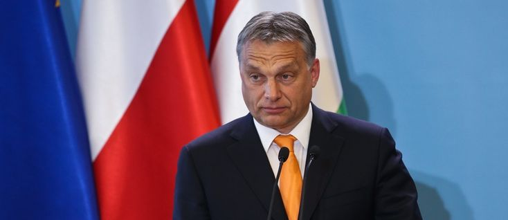 Znalezione obrazy dla zapytania viktor orbán