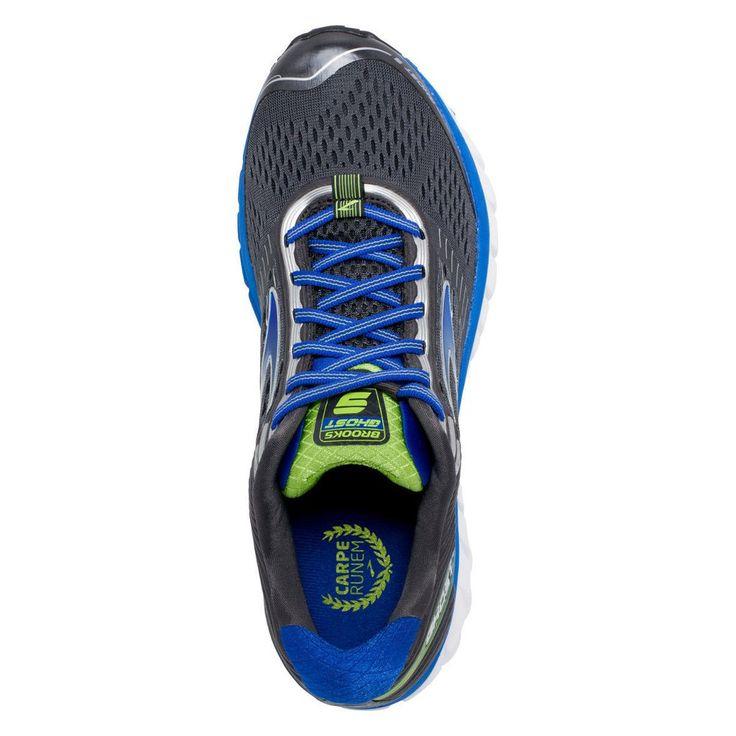 Chaussure de course homme Brooks Ghost 9 men's running shoes Soccer Sport Fitness #soccersportfitness #brooksrunning #brooks #running #sport #fitness #courseapied #courir