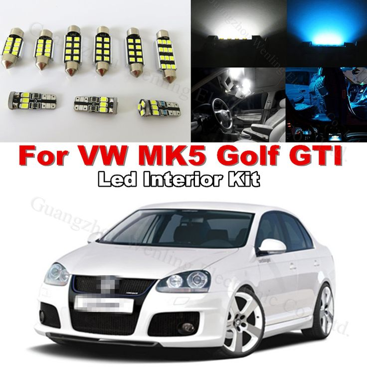 $25.95 (Buy here: https://alitems.com/g/1e8d114494ebda23ff8b16525dc3e8/?i=5&ulp=https%3A%2F%2Fwww.aliexpress.com%2Fitem%2F12x-Pure-White-Mirror-Light-Bulb-LED-Interior-Lighting-Kit-For-Volkswagen-VW-GOLF-MKV-MK5%2F32446764610.html ) 12x Pure White Mirror Light Bulb LED Interior Lighting Kit For Volkswagen VW GOLF MKV MK5 5 Golf GTI 2006 2007 2008 2009 Canbus for just $25.95