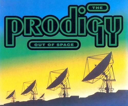 Prodigy - Out of Space (4 trk CD / Listen)