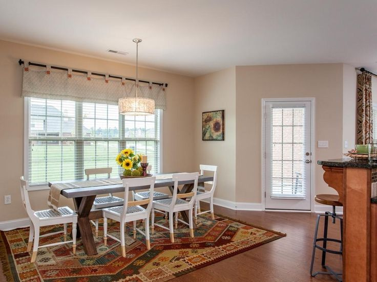 View The Dining Rooms Photo Gallery From Huntsville Home Builder Jeff Benton Homes