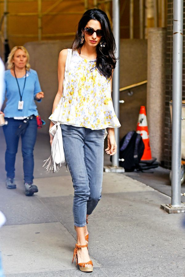 7 Amal Clooney outfits that are perfect for spring