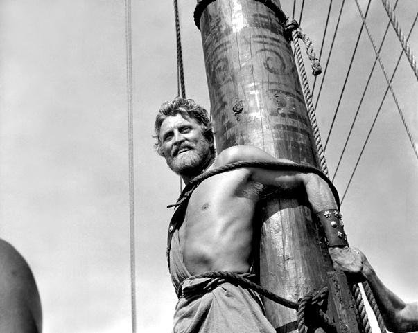 Kirk Douglas - Ulises 1954