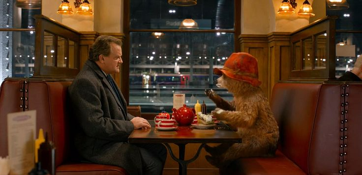New Paddington Bear Movie Trailer