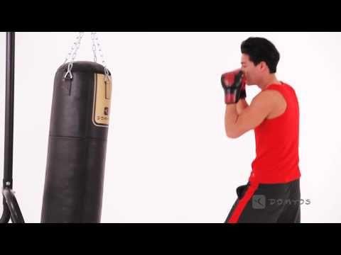 Boxe : entrainement au sac de frappe - Decathlon Community