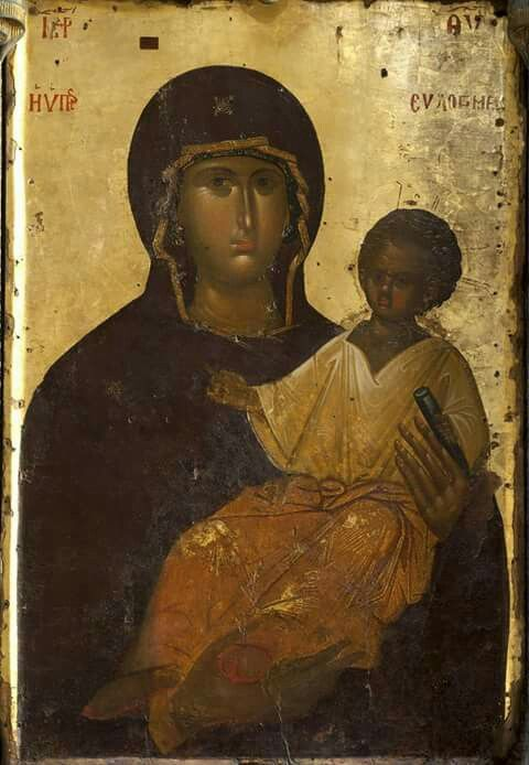 Theotokos and the Christ Child
