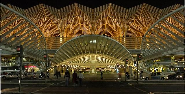Lisbon Train Station