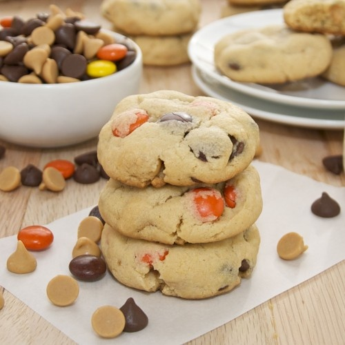 Peanut Butter Pudding Cookies {Sweet Pea's Kitchen}