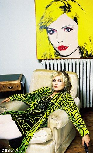 43 best images about debbie harry fashion on pinterest. Black Bedroom Furniture Sets. Home Design Ideas