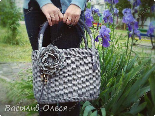 Ну какая девушка(даже давно молодая девушка:-)) не любит сумочки.  Я не исключение. Ольга Рыжкова заразила всех этой болезнью. Хорошо ,что от нее нет вреда.   фото 15