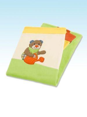 Bear Cuddle Blanket | Nursery Furniture | Baby Accessories Ireland | Cribs.ie