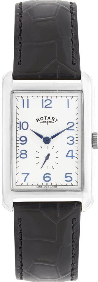 Rotary Watch Gents Stainless Steel Strap #add-content #bezel-fixed #bracelet-strap-leather #brand-rotary #case-depth-8mm #case-material-steel #case-width-29mm #classic #delivery-timescale-1-2-weeks #dial-colour-white #gender-mens #movement-quartz-battery #official-stockist-for-rotary-watches #packaging-rotary-watch-packaging #style-dress #subcat-rotary-core-mens #supplier-model-no-gs02697-21 #warranty-rotary-official-lifetime-guarantee #water-resistant-waterproof