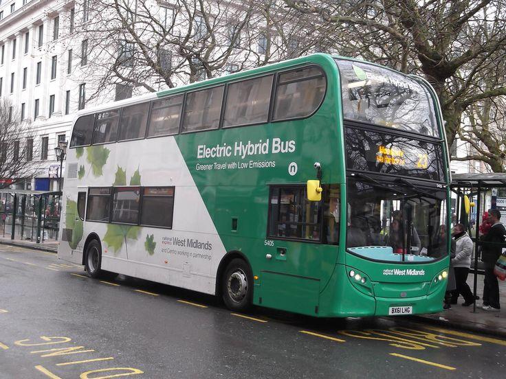 5405 BX61LHG in 2020 Bus coach, West midlands, Bus