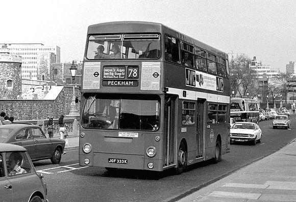 Nunhead London England   London Bus Routes   Route 78: Nunhead - Shoreditch   Route 78, London ...