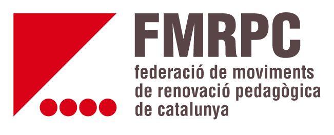 FMRPC · Federació de Moviments de Renovació Pedagògica de Catalunya.