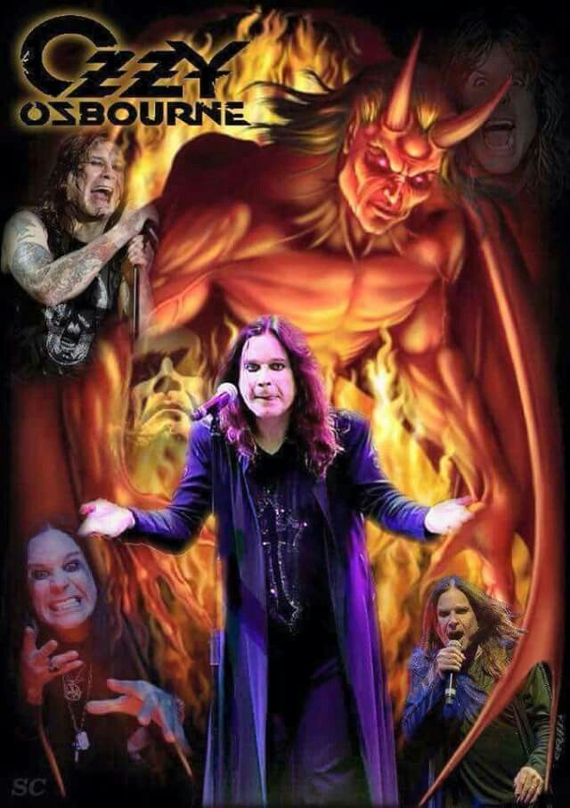 ★      OZZY OSBOURNE      ★         Survive, Thrive, Inspire, & LYAO!    )O(  Blessed Be