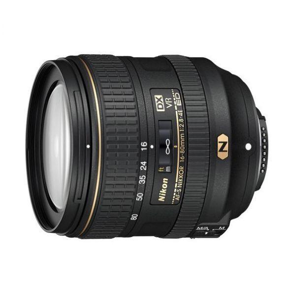 Nikon 16 80mm Af S Dx Nikkor F 2 8 4e Ed Vr Lens Zoom Lens Dslr Camera Nikon Dslr