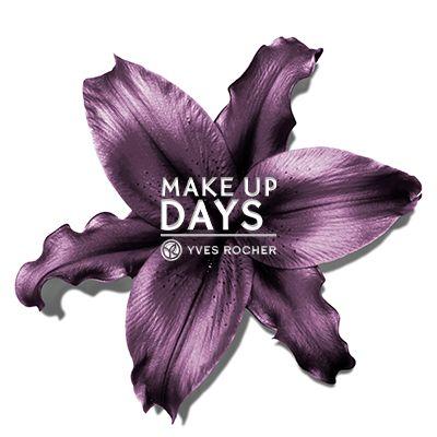 @Yves Rocher USA  #MakeUpDaysUSA