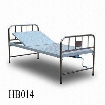 Home Care Bed (014)  ৳ 15,000.00 Categories: Hospital Item, Steel Hospital Bed Tags: hospital bed, medical bed, metal hospital bed, stainless steel hospital bed, steel hospital bed Model No	: HB014 Delivery Time	: 10 Days Shipment	: Free in Dhaka city Product Unit	: Price per pcs. Paint	: Stainless Steel/Powder coated paint Size	: 3'-7' Materials	: 1mm, SS,MS