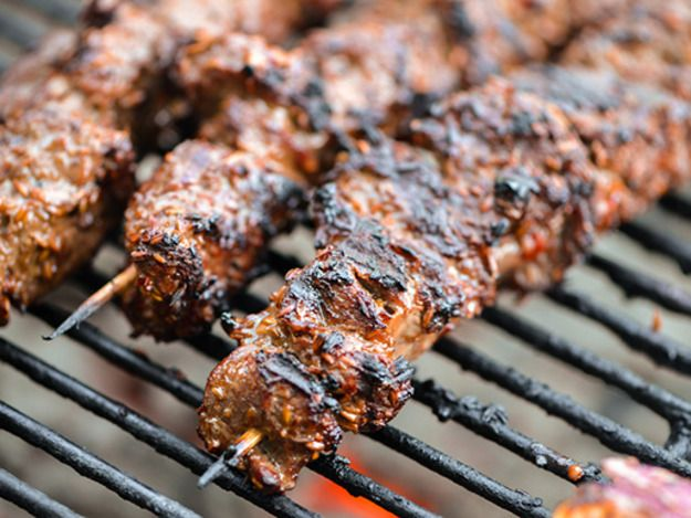 : : Cumin + lamb = drool : : Spicy Cumin Lamb Skewers : :
