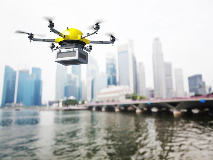 Drones to bring 3,000 new jobs to Florida!