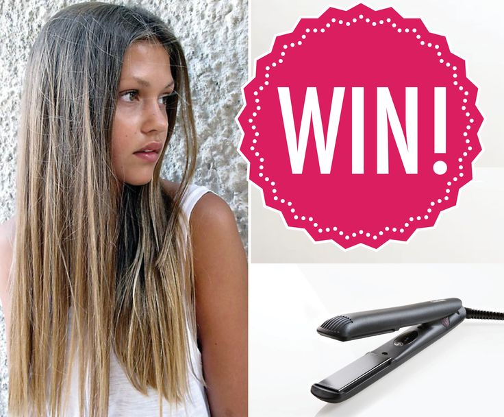 Smooth Operator! Win A New Cloud 9 Hair Straightener
