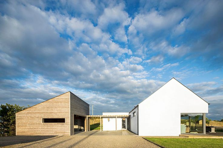The refurbishment of a new passive-designed home in Wicklow by Patrick Lynch, completed 2011.